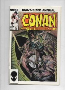 CONAN the BARBARIAN Annual #9 10 11 12 FN+, Robert Howard, more in store Marvel
