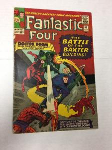 Fantastic Four 40 4.0 Very Good Vg