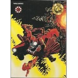 1993 Valiant Era HARBINGER #8 - Card #52
