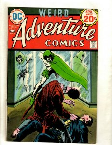 Adventure Comics # 434 VF DC Comic Book Spectre Appearance Bronze Age RS1