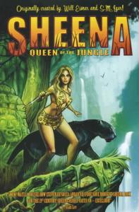 Sheena, Queen of the Jungle (Devil's Due) TPB #1 VF/NM; Devil's Due | save on sh