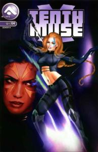 Tenth Muse #4A VF/NM; Alias | save on shipping - details inside