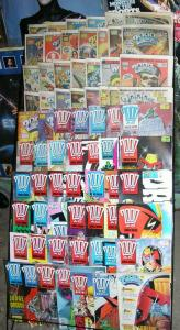 2000 AD 351-625+ Best of 70 Different Who Who in Britis