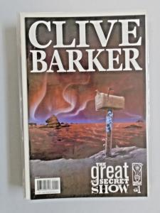 Clive Barker Great and Secret Show (IDW 2006) Set:#1-12, 8.0/VF - 2006
