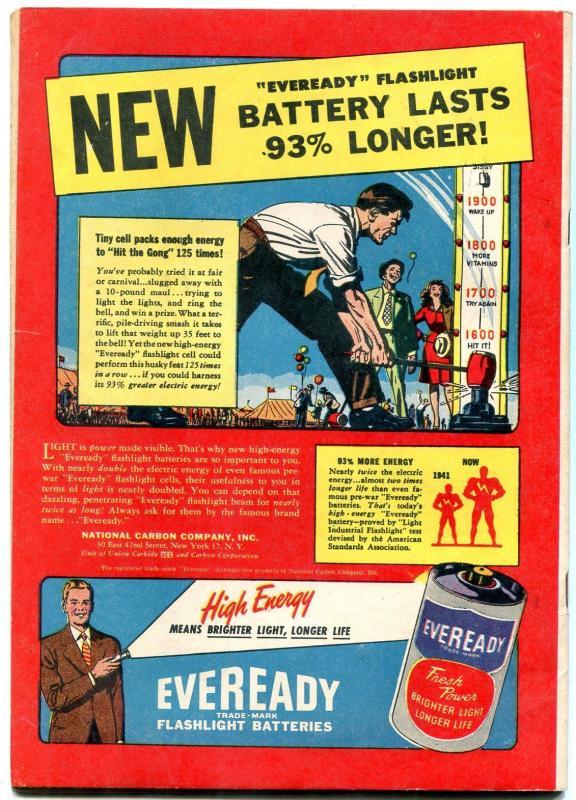 DETECTIVE #123 1947-DC COMICS-BATMAN-ROBIN-HIGH GRADE COPY