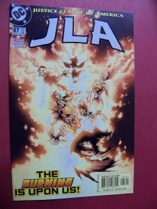 JUSTICE LEAGUE OF AMERICA  #87 VF/NM OR BETTER DC COMICS