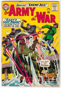 Our Army at War #153 (Apr-65) VG Affordable-Grade Easy Company, Sgt. Rock