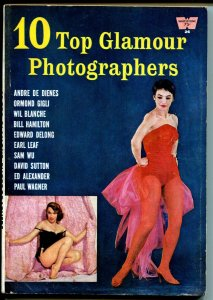 10 Top Glamour Photographers #26-Whitestone-Jayne Mansfield-Anita Ekberg-VG