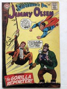 Superman's Pal Jimmy Olson 116,F, Brainiac!!!!!