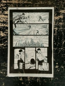 Justice League of America's Vibe Issue 10 Page 8