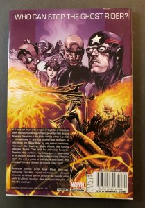 ULTIMATE COMICS AVENGERS: CRIME AND PUNISHMENT PREMIRE EDITION HARD COVER NM