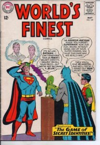 DC Comic! World's Finest! Issue 149!