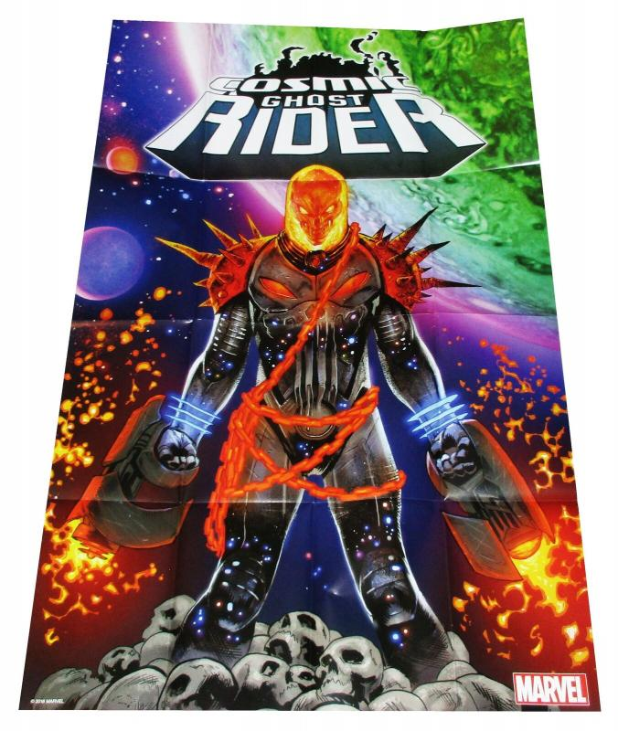 Cosmic Ghost Rider Folded Promo Poster (36 x 24) - New!