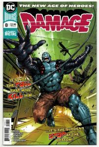 Damage #8 Dark Nights Metal (DC, 2018) VF/NM