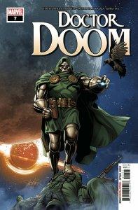 Doctor Doom #7 Comic Book 2020 - Marvel