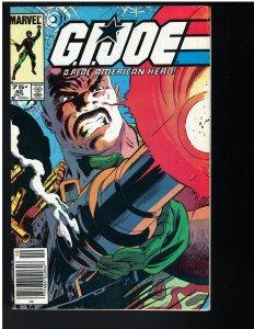 G.I. Joe: A Real American Hero #40 (1985)