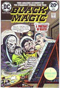 Black Magic #2 (Jan-74) NM/NM- High-Grade