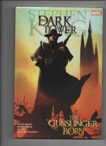 Stephen King DARK TOWER the GUNSLINGER BORN, NM, FN/FN Hardcover 2007, sealed