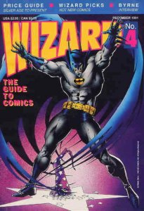 Wizard: The Comics Magazine #4 FN; Wizard | save on shipping - details inside