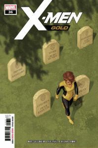 X-Men Gold #36 (Marvel, 2018) NM