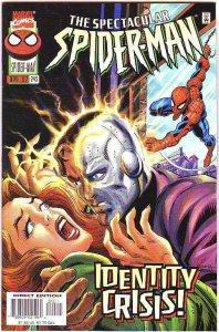 Spider-Man, Peter Parker Spectacular #245 (Apr-97) NM+ Super-High-Grade Spide...