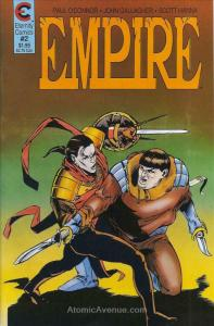 Empire #2 VF/NM; Eternity | save on shipping - details inside