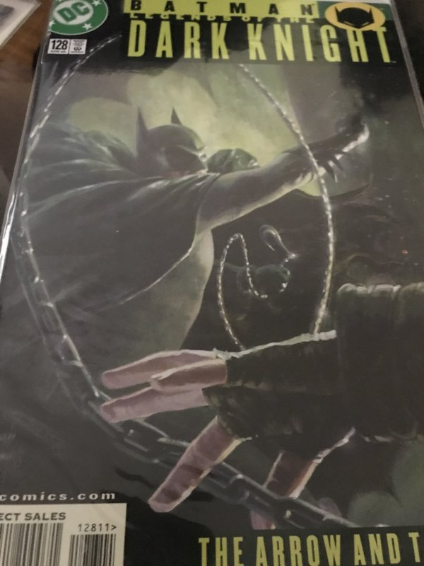 DC Batman Legends of The Dark Knight #228 Mint