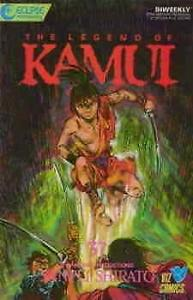 Legend of Kamui, The #37 VF/NM; Eclipse | save on shipping - details inside