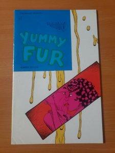 Yummy Fur #11 ~ VERY FINE - NEAR MINT NM ~ 1988 Vortex Comics