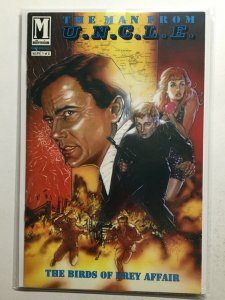 The Man From U.N.C.L.E 1 2 Near Mint Nm Millennium