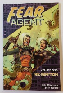 Fear Agent Vol.1 Re-Ignition TPB Soft Cover Image Comics Tony Moore NM