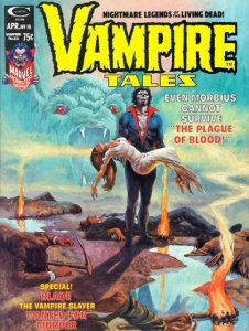 Vampire Tales #10 (ungraded) stock photo