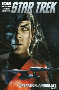 Star Trek (5th Series) #6A VF/NM; IDW   we combine shipping
