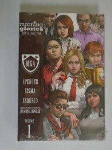 Morning Glories HC #1 rip in cellophane (2011 Image)