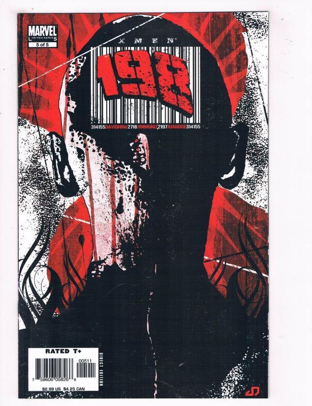X-Men 198 #5 FN Marvel Comics Comic Book July 2006 DE37 TW7
