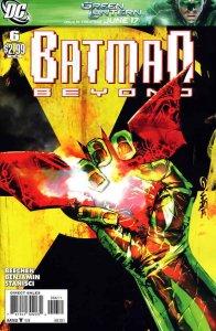 Batman Beyond (4th Series) #6 VF; DC | save on shipping - details inside