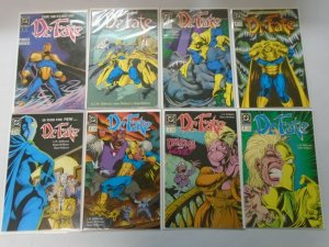 Doctor Fate near set #1-41 missing #16 8.5 VF+ (1988 2nd Series)