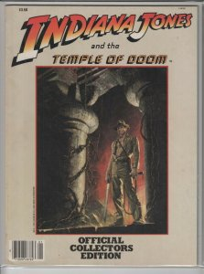 INDIANA JONES AND THE TEMPLE OF DOOM #1 F+ A04907