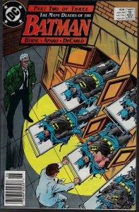 Batman #434 (DC, 1989) NM