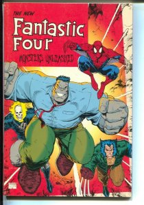 New Fantastic Four: Monsters Unleashed-Walt Simonson-1990-PB-VG/FN