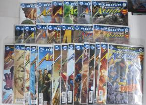 ACTION COMICS (2011) LOT!Second series-18 books! Variants!VF-NM Superman