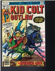 Kid Colt Outlaw #222(Marvel, 1978)