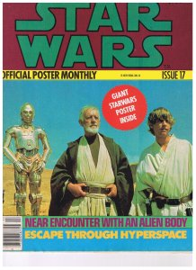 Star Wars Offical Poster Monthly Issue 17