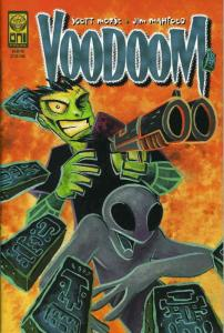 Voodoom #1 VF/NM; Oni | save on shipping - details inside
