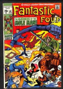 Fantastic Four #89 (1969)