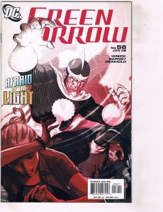 5 Green Arrow DC Comic Books # 56 57 58 59 60 Lantern Batman Flash Canary MS21