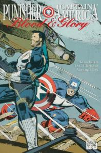 Blood and Glory #3 VF/NM; Marvel   save on shipping - details inside