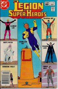 DC Comics! Legions of Super-Heroes! Issue 301!