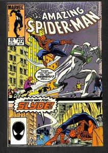 The Amazing Spider-Man #272 (1986)