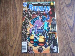 BATMAN # 504 KEY KNIGHTQUEST STORYLINE AZRAEL NEW BATMAN COVER 9.2/9.4 WOW!!!